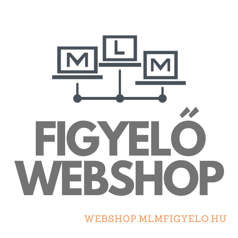 MLMfigyelő Webshop