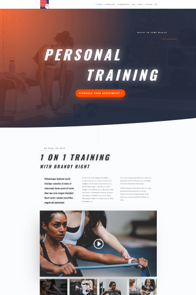 13 - Personal Trainer